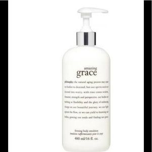 New! Philosophy Amazing Grace 16floz body emulsion